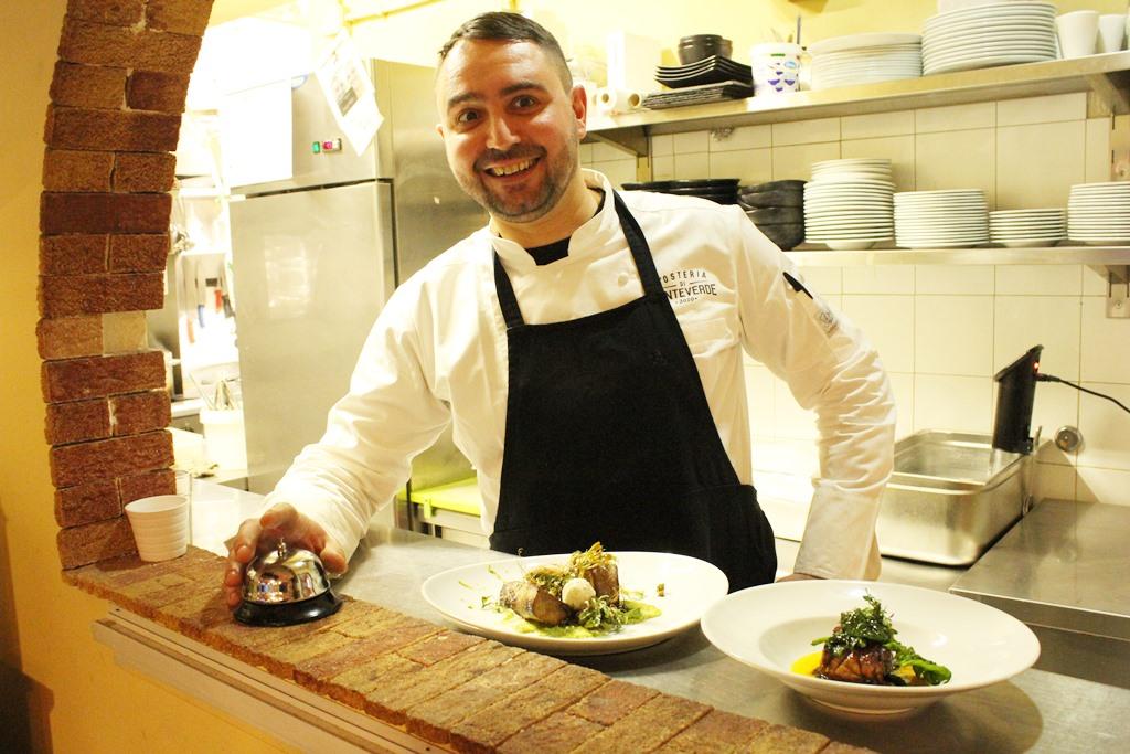 Cucina Romanesca - Roberto Campitelli