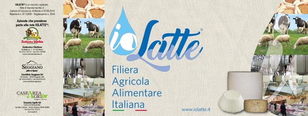 Benvenuto IoLatte! Il nuovo partner della rassegna sulla Cucina Romanesca