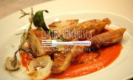 Cucina Romanesca: Ferragosto e la ricetta del Pollo con i Peperoni di Tommaso Pennestri