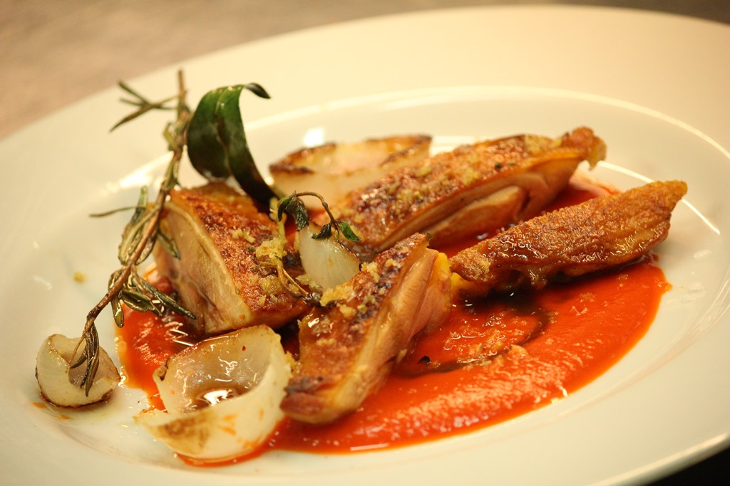 Cucina Romanesca - Pollo peperoni
