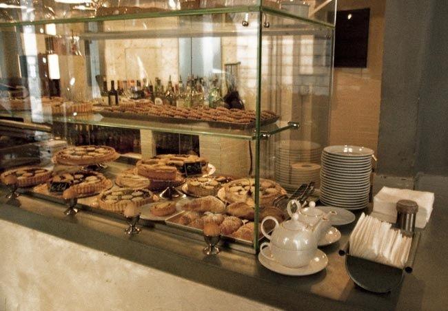 Angelina's Cafe - crostate
