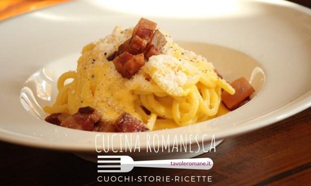 Cucina Romanesca: la Carbonara di Sarah Cicolini di SantoPalato (con ricetta!)