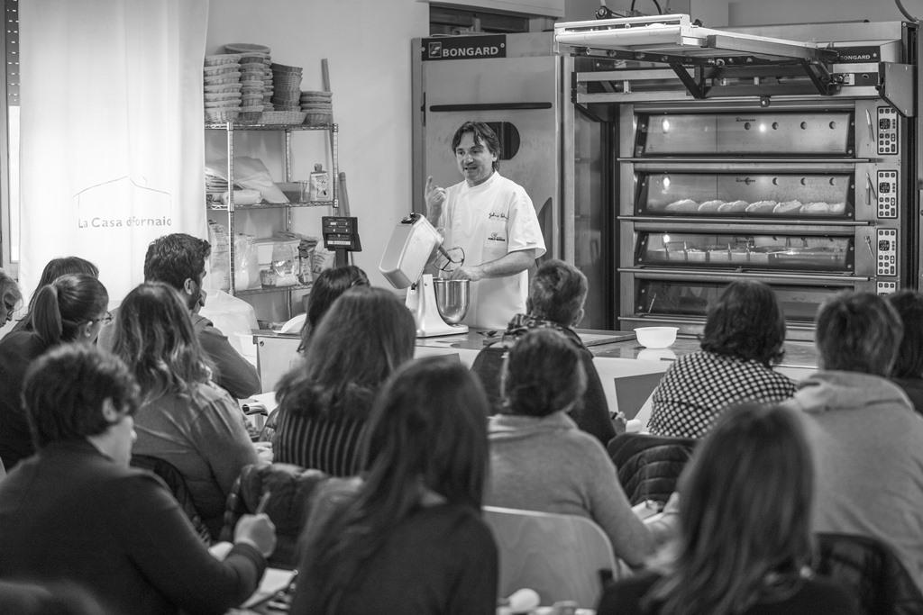 Molino Paolo Mariani - casa del fornaio