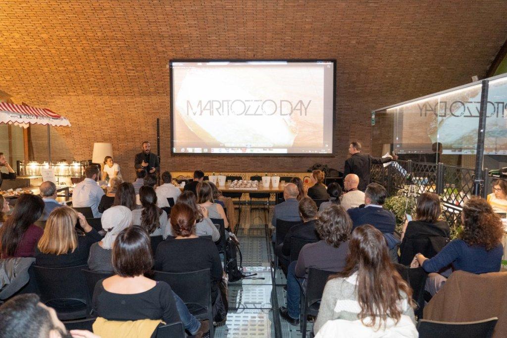 Maritozzo Day 2018 presentazione Stampa