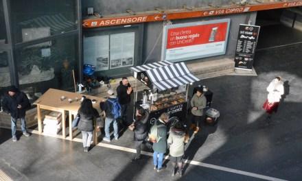 Roma: nelle stazioni metro le Coffee Bike di Caffé Vergnano