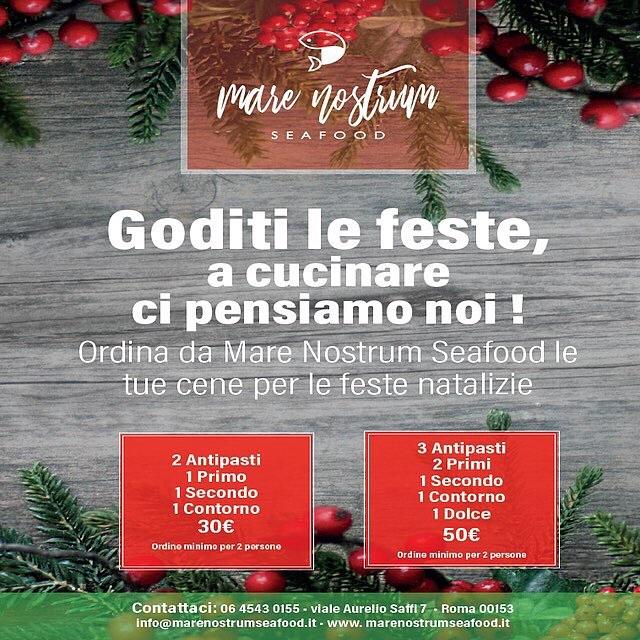 Capodanno - Sea Food