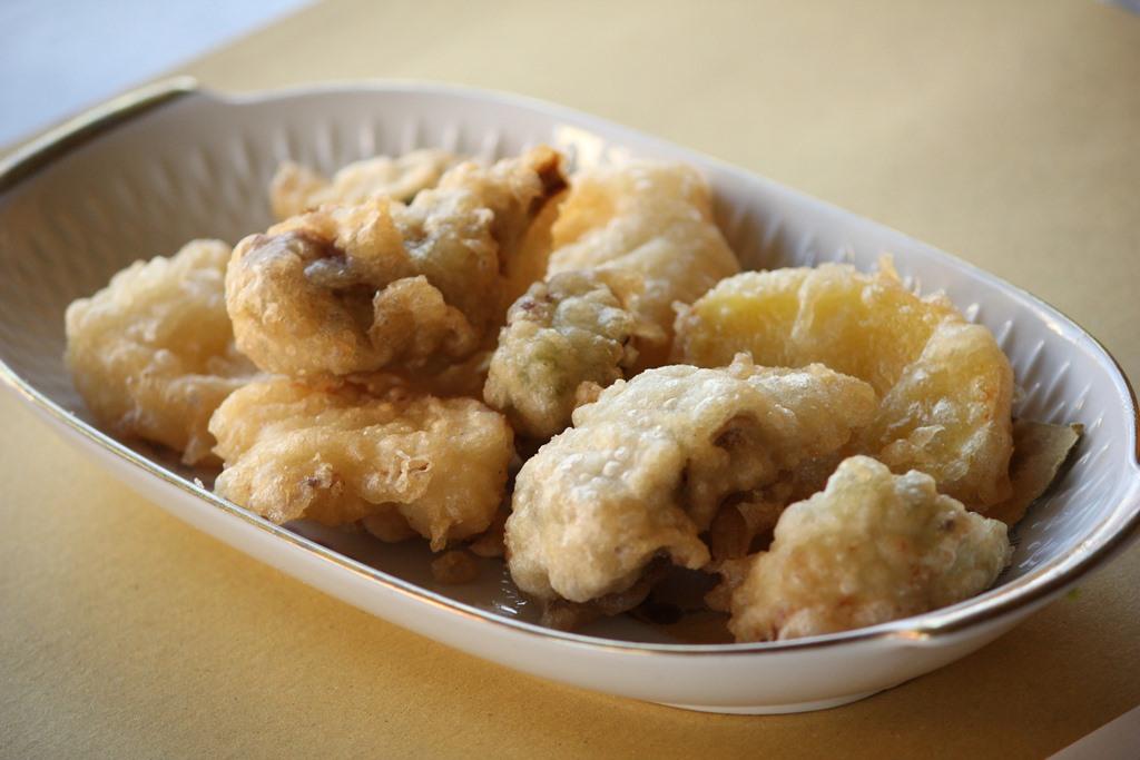 Cucina Romanesca - fritto misto