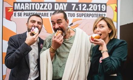 Maritozzo Day alla terza edizione sabato 7 dicembre 2019: ci mettiamo la faccia!