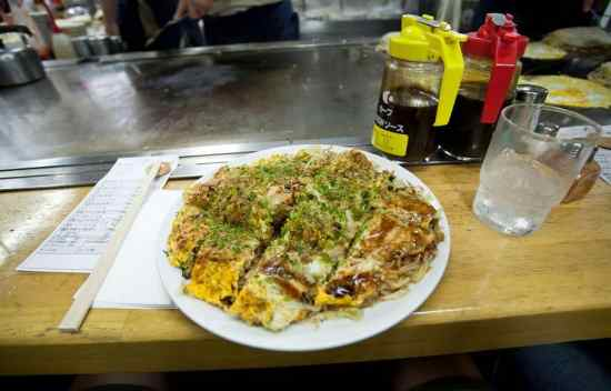 Japan Okonomiyak