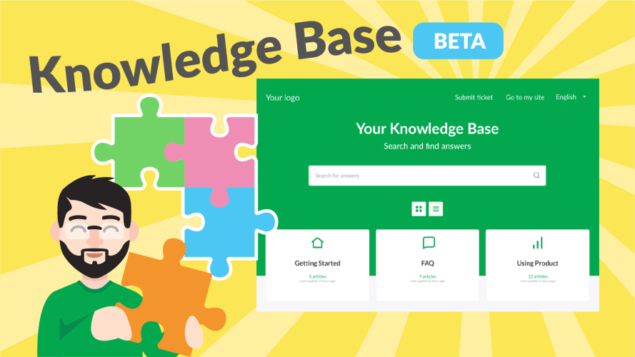Beta Release- Knowledge Base