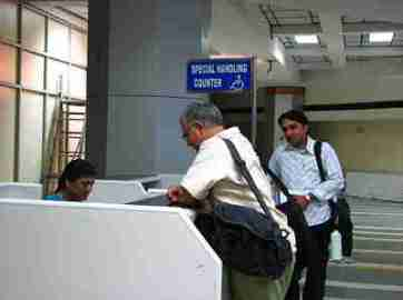 Passport Office in National