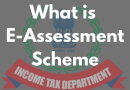 E-Assessment under the Newly Introduced Faceless Scrutiny System