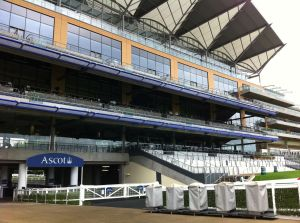 The retirement fair at Ascot