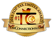 2013 Top Tax Twitter Award