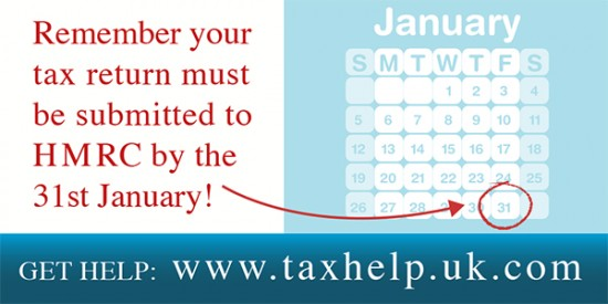 January 2014 HMRC tax deadline