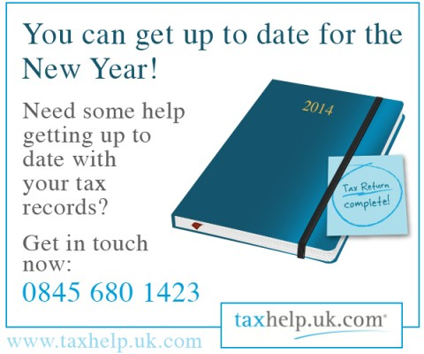 Complete your 2014 tax return in 2014