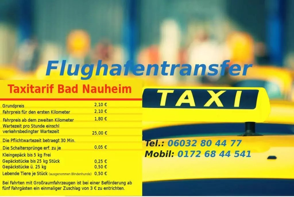Taxitarif_Bad_Nauheim