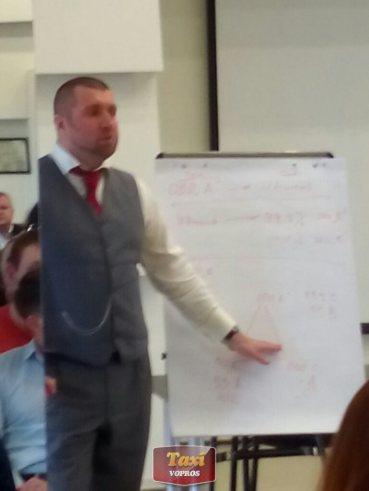 Потапенко о бизнесе в России