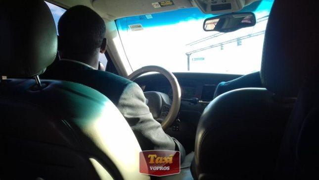 Такси в Америке
