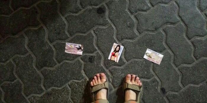 визитки проституток в Дубае