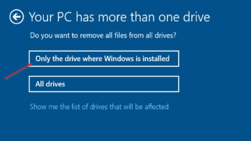 Cara Instal Windows 10