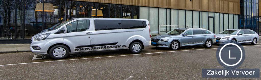 Zakelijk taxivervoer