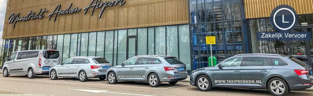 Zakelijk Vervoer Limburg Taxi Frenken Stein