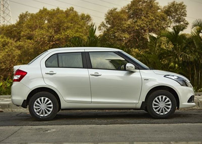 Swift Dzire Taxi Hire in Amritsar, Swami Travels
