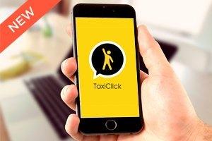 Reservar taxi con app