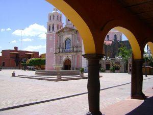 Tequisquiapan, Parroquia de Santa María de la Asunción