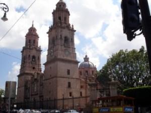 Catedral de Morelia Michoacan