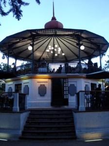 Kiosco Principal de Sancristobal de las Casas, Michoacan
