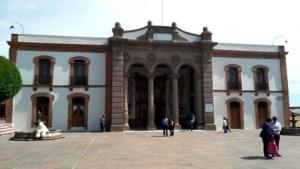 Teatro Juárez, El Oro de Hidalgo