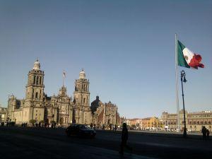 Catedral Metropolitana y Palacio Nacional4