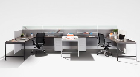 Start your work sleek with Tayco's newest panel system