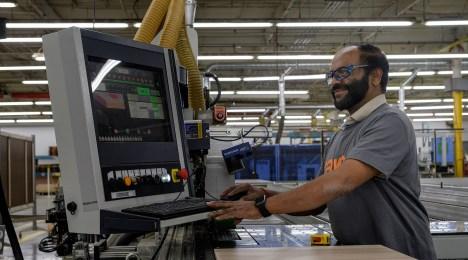 Employee Profile: Lingam Muthusamy