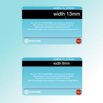 Magnetic Stripe Cards -Manyetik bantlı kartlar