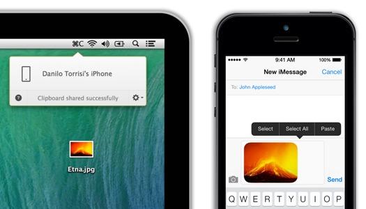 iPhone - iPad ile Mac Arasında Kopyala-Yapıştır