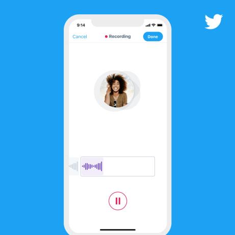 Sesli Tweet Dönemi ilk önce iPhone 'da | Tayfunca Teknoloji