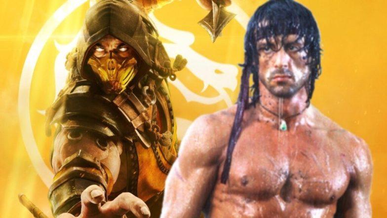 Mortal Combat 11 Rambo Güncellemesi