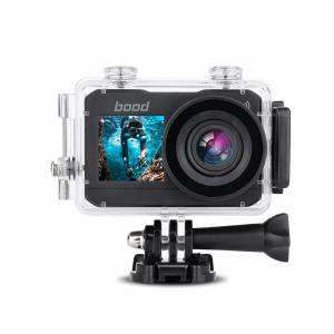 4K Aksiyon Kamerası 2 ekranlı - Bood B94