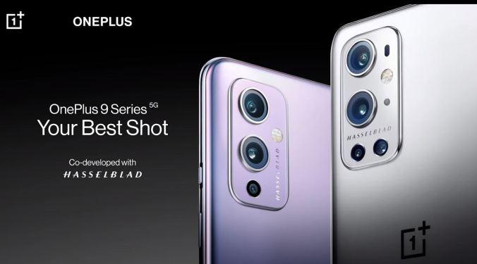 OnePlus 9 serisi