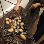 On how to pick a potato