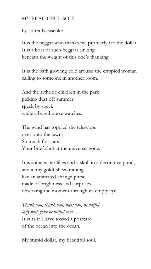 My Beautiful Soul by Laura Kasischke