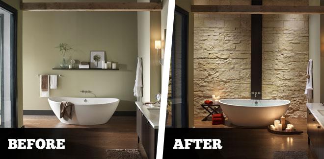 Turn Your Bathroom Into A Spa Taylor Concrete Inc