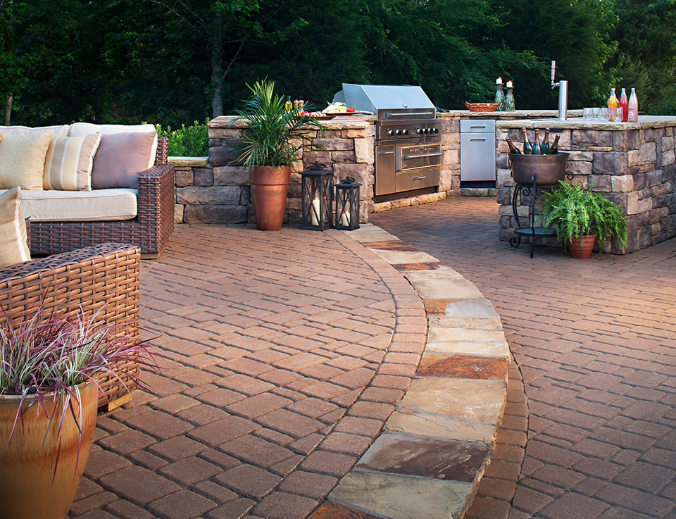 15 Patio Ideas That Will Make You Smile This Spring ... on Back Garden Patio Ideas  id=12407