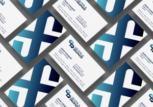 CB Civil & Drainage Business Card