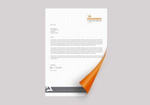 Davidson & Associates Letterhead