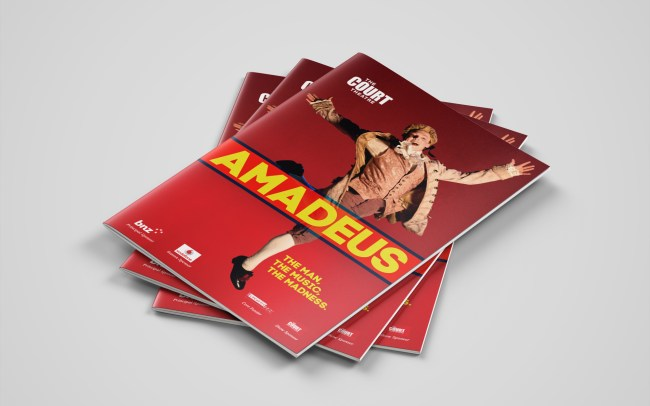 The Court Theatre - Amadeus Programme