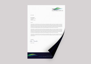 Amuri Irrigation Co Letterhead
